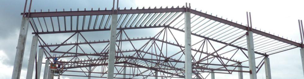 metalinių konstrukcijų gamyba